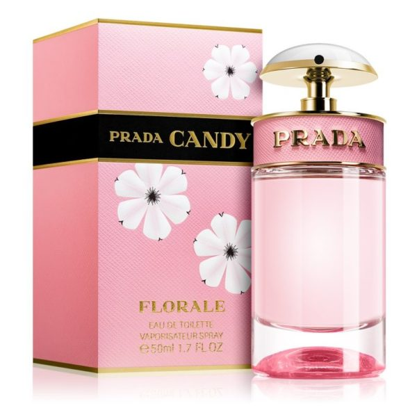 4839aae4 Prada 8435137739004 Candy Florale Women EDT 50ml