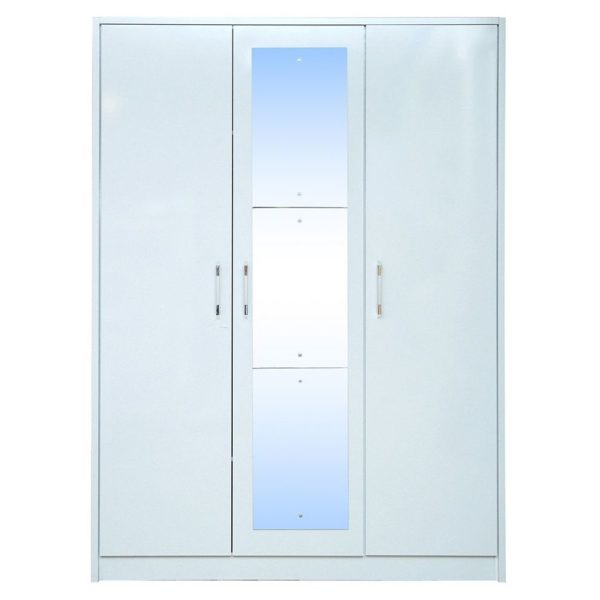 Pan Emirates Salvatore 3 Door Kids Wardrobe