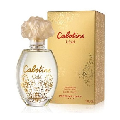 Cabotine Gold Eau de Toilette Women 50ml