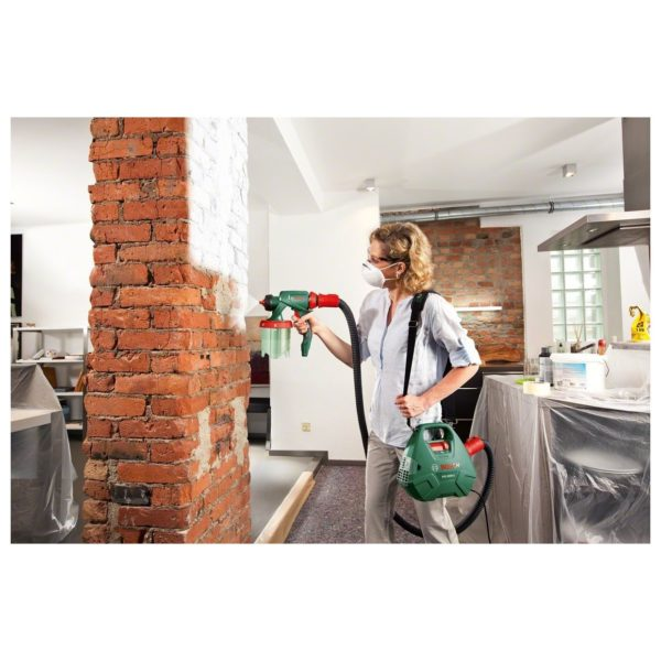 Bosch PFS 5000 E Paint Spray System