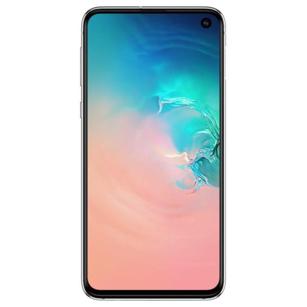 Samsung Galaxy S10e 128GB Prism White SM-G970F 4G Dual Sim Smartphone
