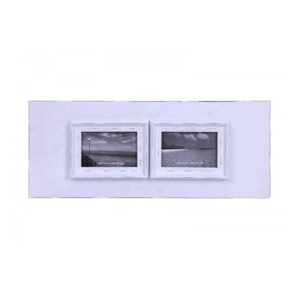 Pan Emirates Basil Photo Frame White