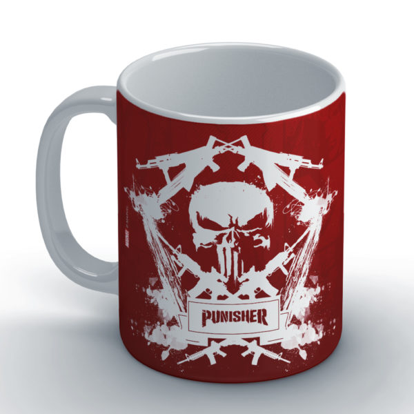 734fa00140b Buy Marvel Punisher Coffee Mug White – Price, Specifications ...