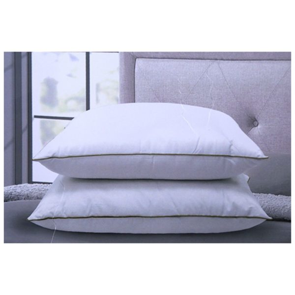 UltimaKing Pillow 1400gm 233TC DWP White