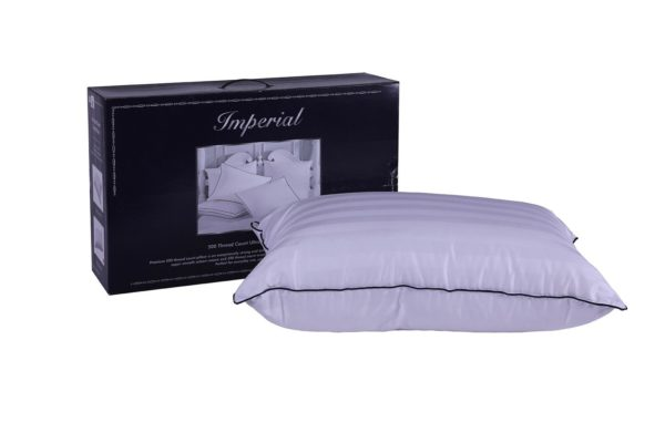 Imperial 500TC Single Cord Pillow 50x70cm White