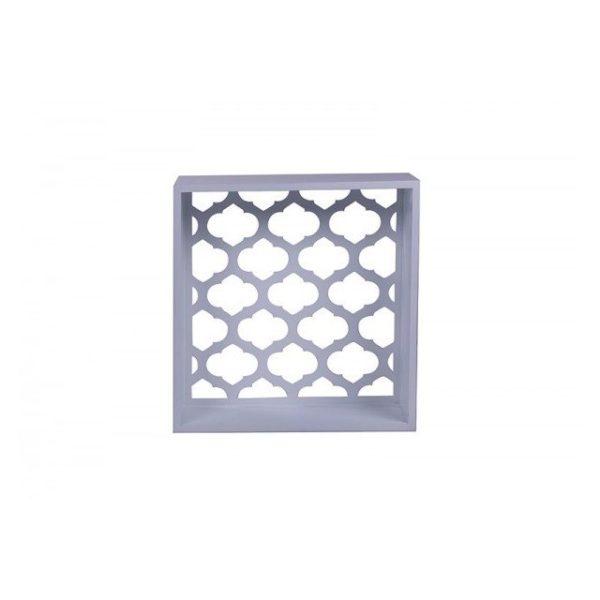 Buy Pan Emirates Lisa Cube Shelf A White – Price