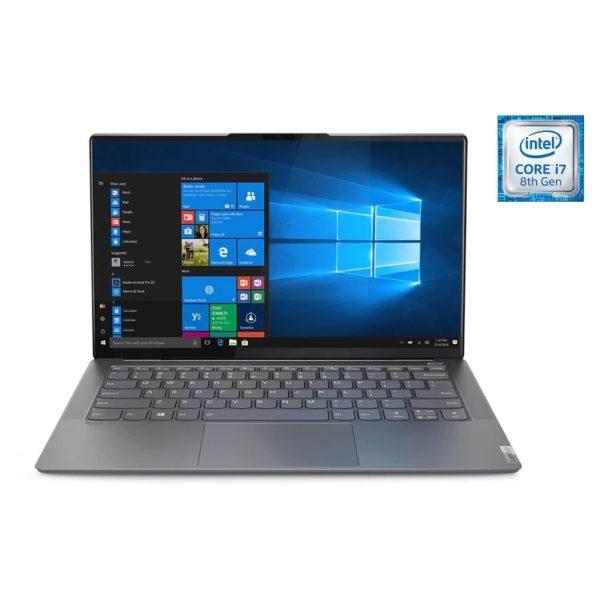 Lenovo Yoga S940-14IWL Laptop - Core i7 1.8GHz 16GB 1TB Shared Win10 14inch FHD Iron Grey
