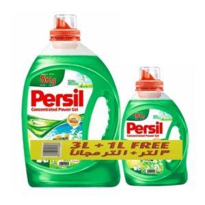 Persil Liq Gel 3+1 Litre Green