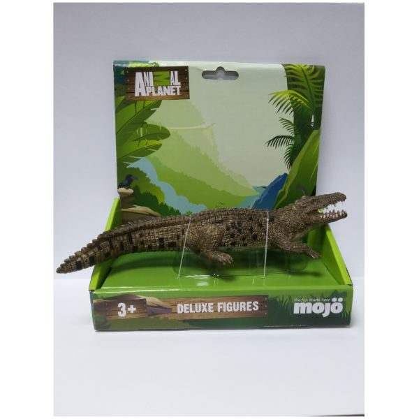 ANIMAL PLANET BY MOJO NILE CROCODILE KIDS TOY COLLECTABLE FIGURE **NEW**