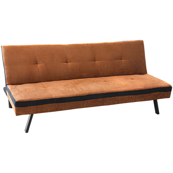 Home Style Elvis Sofa Bed Brown
