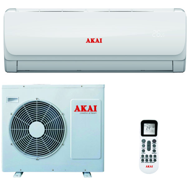 Akai Split Air Conditioner 1.5 Ton ACMA1820SAR