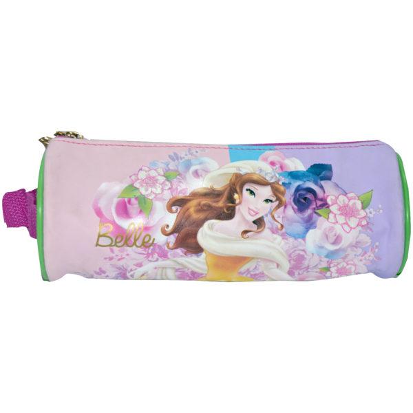 Disney 301PRL Princess Round Pencil Case