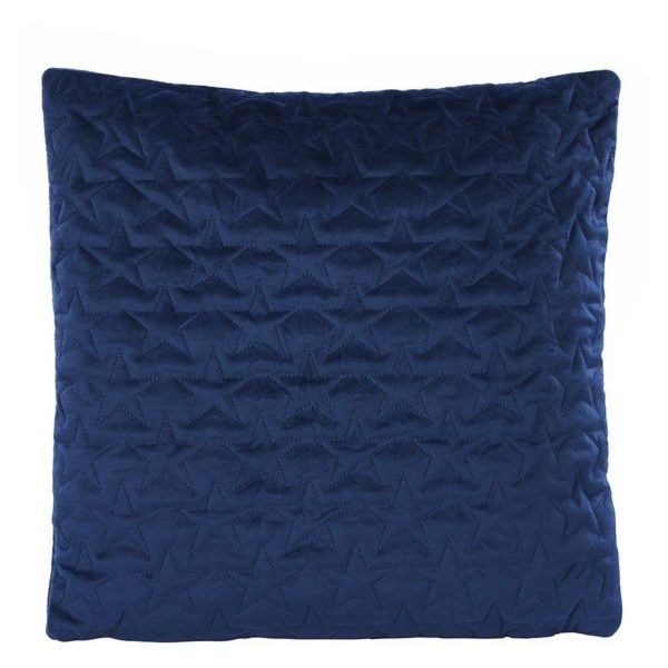 Ornella Filled Cushion Blue