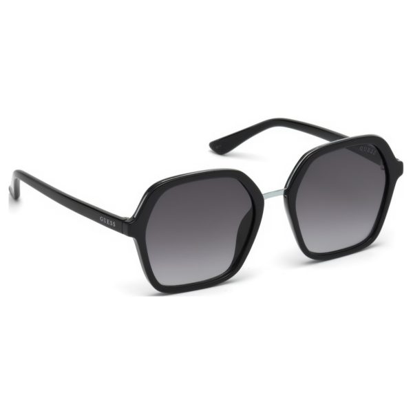 Guess GU7557-01B-54 Women's Sunglasses