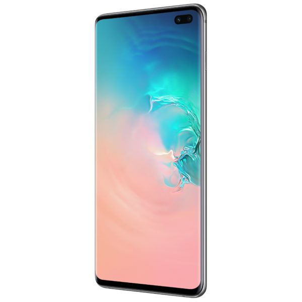 Samsung Galaxy S10+ 128GB Prism Silver SM-G975F 4G Dual Sim Smartphone