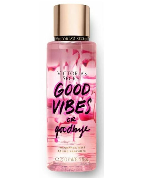 Victoria's Secret Good Vibes Or Good Bye Body Mist 250ml
