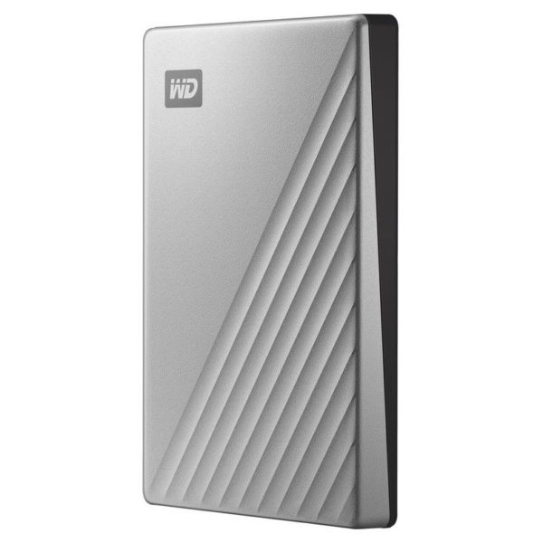 WD My Passport Ultra USB 3.0 Type-C External Hard Drive 1TB + Sandisk Dual Drive 32GB SDDD3032GG46 MicroUSB to USB Type A