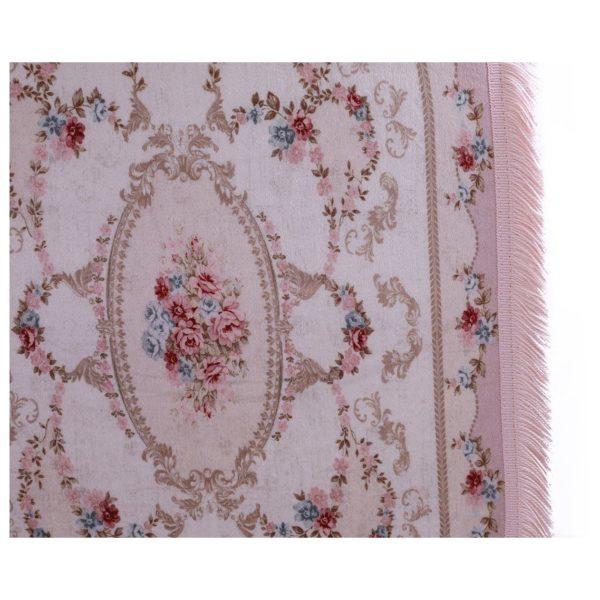 Poyraz Bath Mat Set Light Pink