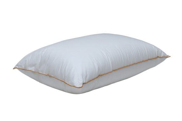 Luxuriance Down Proof Single Cord Pillow 240TC White