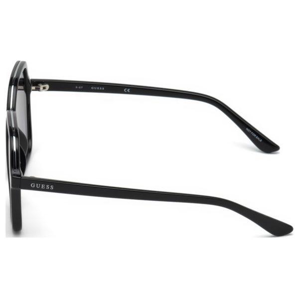 Guess GU7557-01B-54 Women's Sunglasses