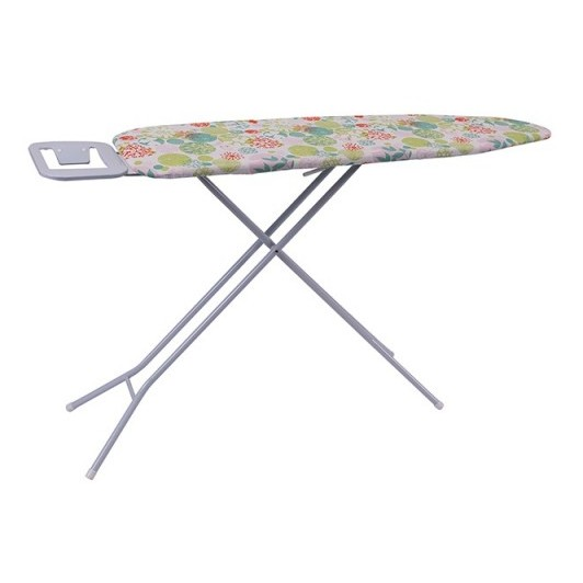 Pan Emirates Fiesta Ironing Board W/Metal Rest Multi Color