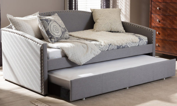 Arched Back Sofa Twin Daybed With