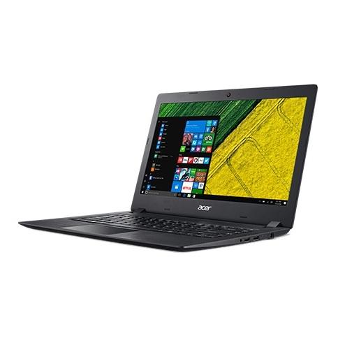 Acer Aspire 1 A114-32-C2VZ Laptop - Celeron 1.1GHz 4GB 64GB Shared Win10s 14inch HD Black
