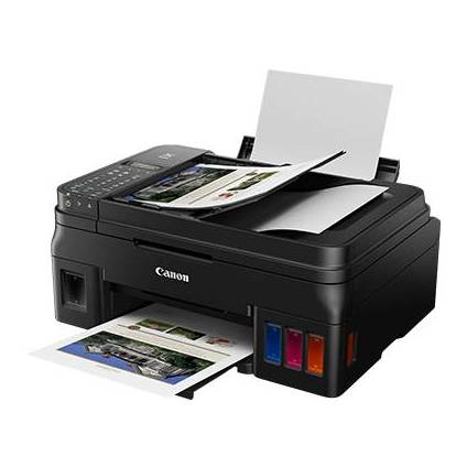 Canon PIXMA G4411 4 In 1 Wireless Ink Tank Printer