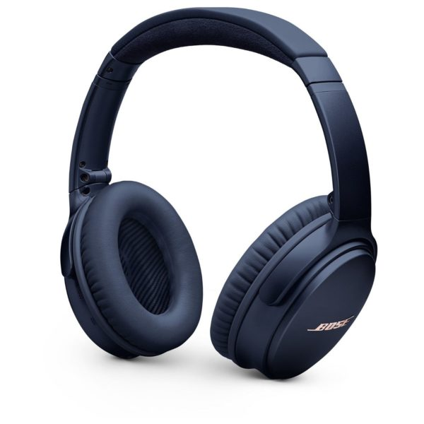 Buy Bose QuietComfort 35 Wireless Headphones II Midnight Blue – Price,  Specifications & Features | Sharaf DG