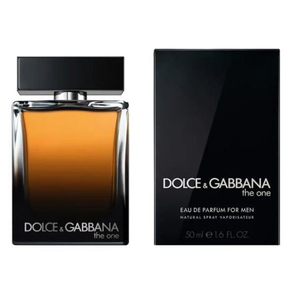 Dolce And Gabbana The One Perfume For Men 50ml Eau de Toilette