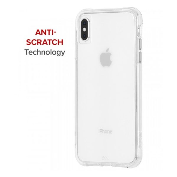COVER CASE -MATE TOUGH CLEAR APPLE IPHONE XS MAX   Cases