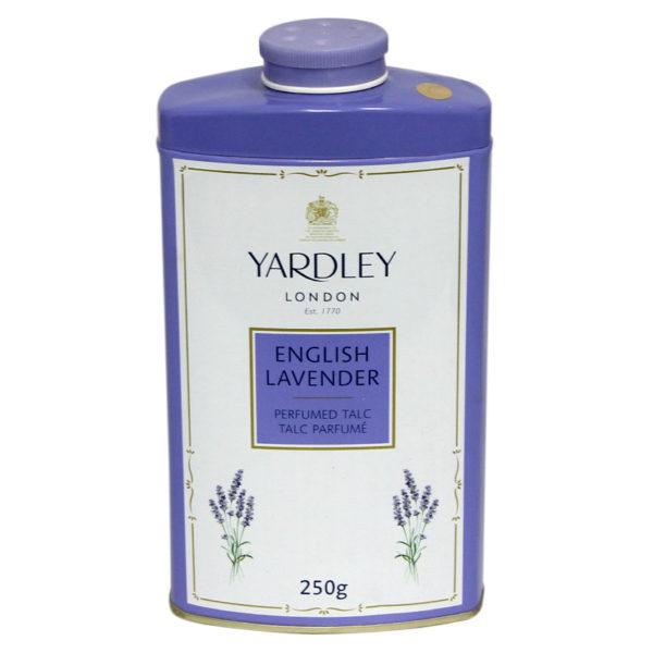 Yardley English Lavender Talcum Powder 250g