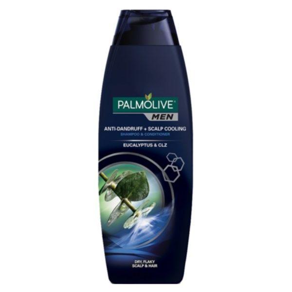 Palmolive Men Anti Dandruff Shampoo 380ml X2