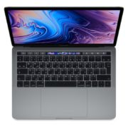Apple MacBook Pro 13 with Touch Bar (2019) - Core i5 1.4GHz 8GB 128GB Shared 13.3inch Space Grey Arabic
