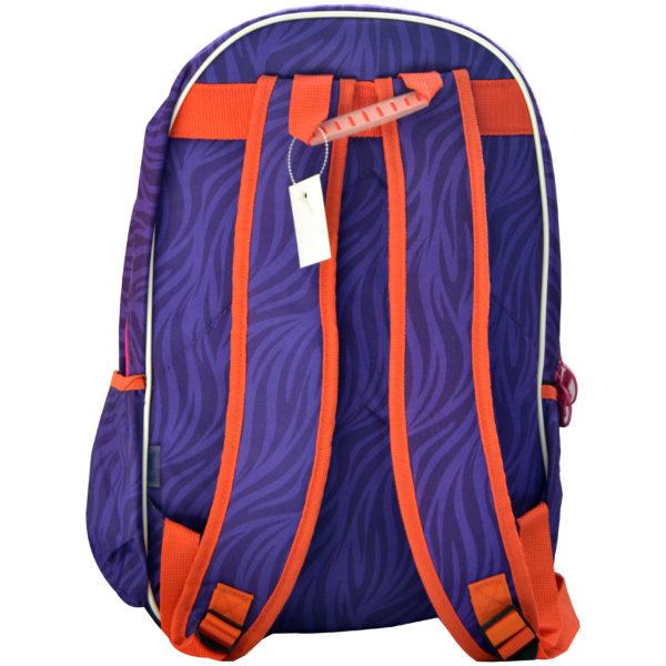 "Disney 7430ZOO Zootopia 18"" Large Backpack Wi"