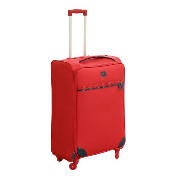 Gilmore Oak Suitcase Coated Polyester 28x25inch