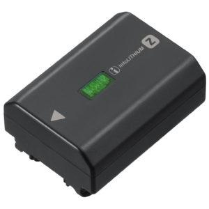 Free Sony NP-FZ100 Battery