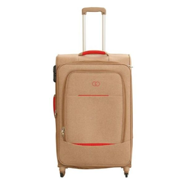 Gilmore Oak Earth Suitcase Coated Polyester 28inch