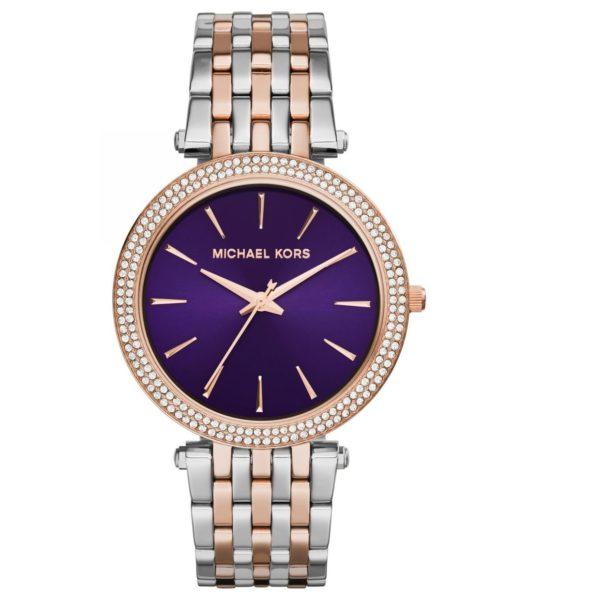 buy michael kors darci women s analog metal watch price specifications features sharaf dg