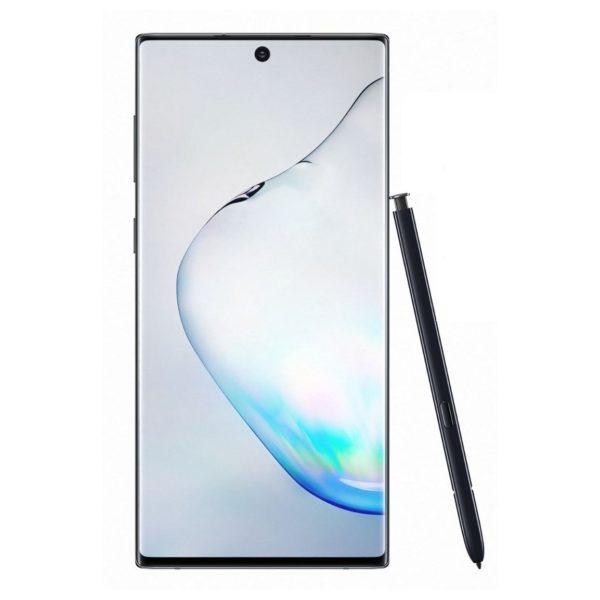 Samsung Galaxy Note10 256GB Aura Black SM-N970F 4G Dual Sim Smartphone*