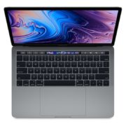 MacBook Pro 13-inch with Touch Bar and Touch ID (2019) - Core i5 2.4GHz 8GB 256GB Shared Space Grey English Keyboard