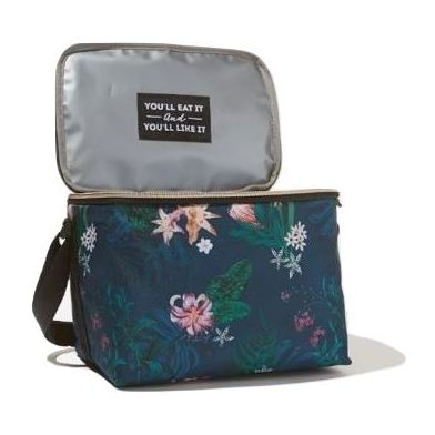 TYPO Cooler Lunch Bag Jungle Floral