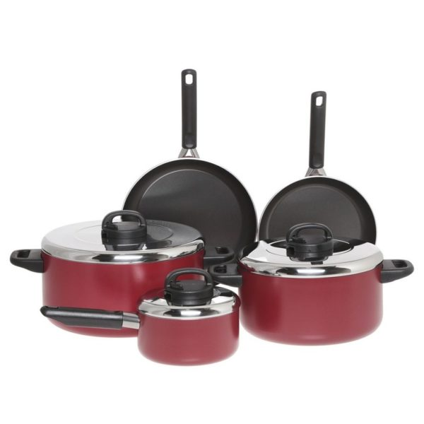 Prestige Cookware Set 11Pc