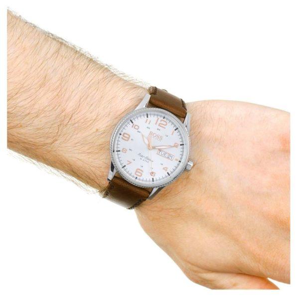 Hugo Boss Mens Pilot Vintage Watch