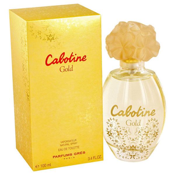Cabotine Gold Eau De Toilette 100ml For Women