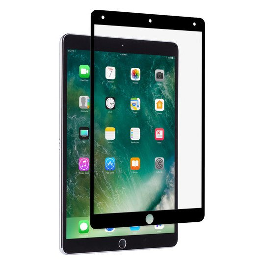 Moshi MSHI-H-020012 Ivisor Screen Protector For iPad Pro 10.5 - Black