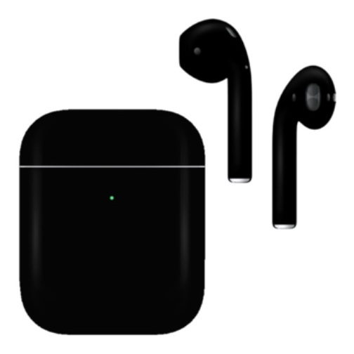 Buy Switch Airpod Jet Black Matte With Wireless Charging