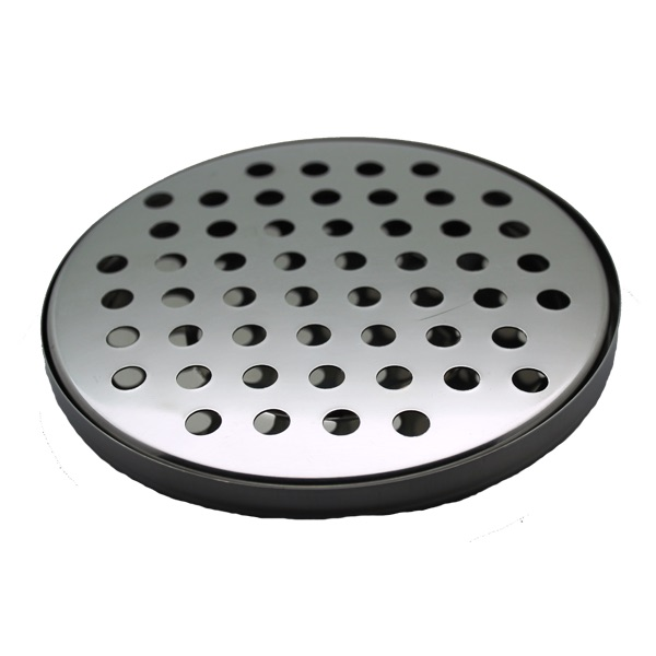 Round Stainless Steel Drip Tray