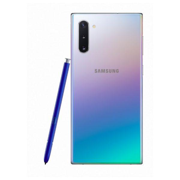 Samsung Galaxy Note10 256GB Aura Glow SM-N970F 4G Dual Sim Smartphone*