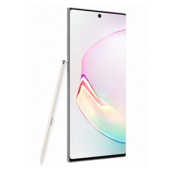 Samsung GalaxyNote10+ 512GB Aura White SM-N975F 4G Dual Sim Smartphone*